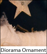 Diorama Ornament