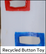 Recycled Button Toy