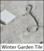 Winter Garden Tile