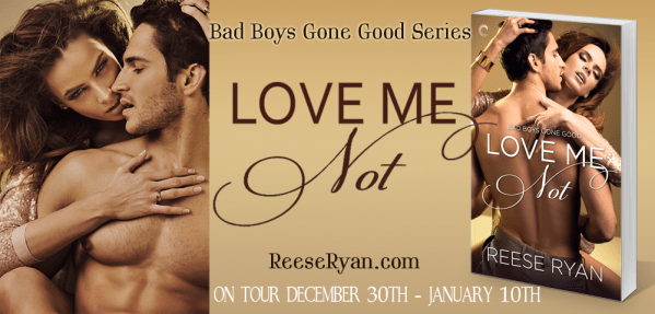 The Love Me Not Virtual Book Tour
