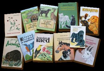 Raamatud loomadest