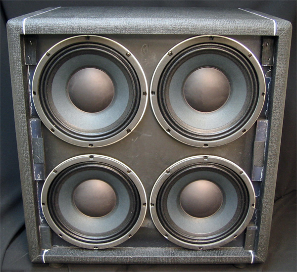 7 Way Wiring Guitar Reeves Amplification Bass Cabinets