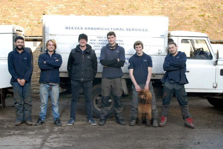 Reeves Arb Services team photo