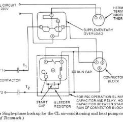 3 Phase Motor Contactor Wiring Diagram Lights And Outlets On Same Circuit Cl Hook Up