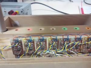 Electronique de l'orgue lumineuse (par André F6AIX)