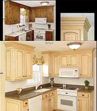 Reface Kitchen Cabinets Photo Gallery | Reface Cabinets ...