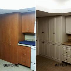 Kitchen Cabinet Refacing Cost Summer Design Before And After Pictures Of Call