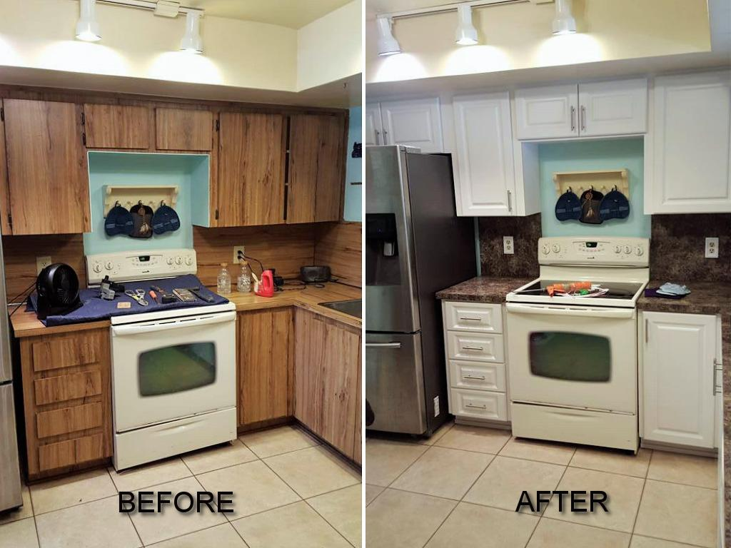 Kitchen Cabinet Refacing Los Angeles