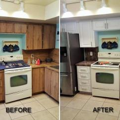 Refacing Kitchen Cabinets Before And After Blue Chairs Pictures Of Cabinet Call