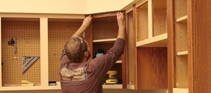 Cabinet Refacing Training Gallery  WalzCraft Cabinet