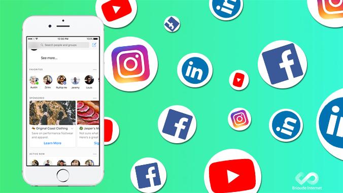Les 8 nouveautés des réseaux sociaux qu'il ne fallait pas manquer pendant le mois d'août