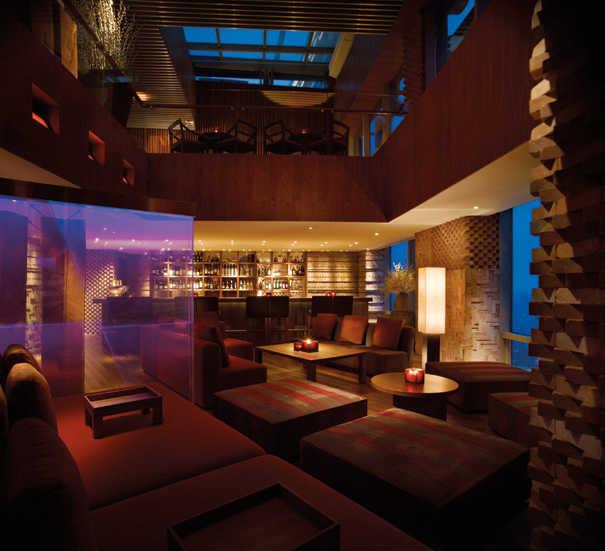 Vue Bar et restaurant Xindalu  Shanghai  Rfrences Hteliers Restaurateurs
