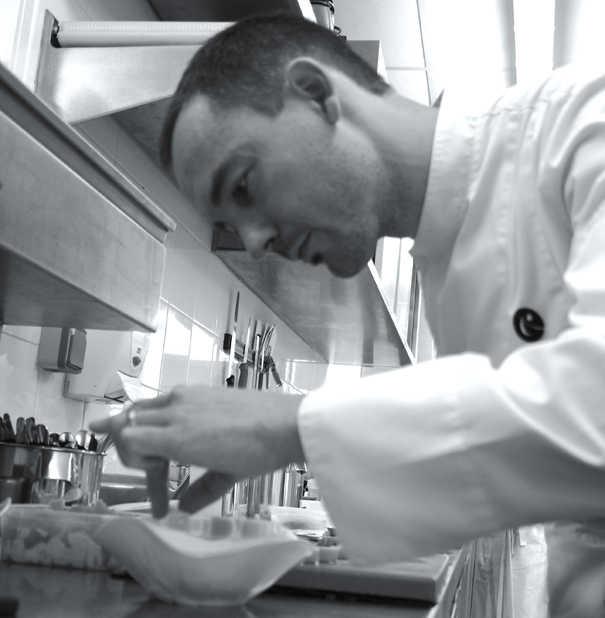 Jrme Roy et Pierre Gagnaire au Sezz SaintTropez  Rfrences Hteliers Restaurateurs