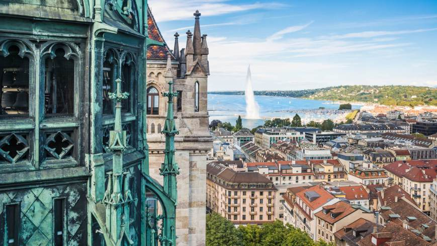 Where is Geneva in Switzerland? Location, History and Main Attractions