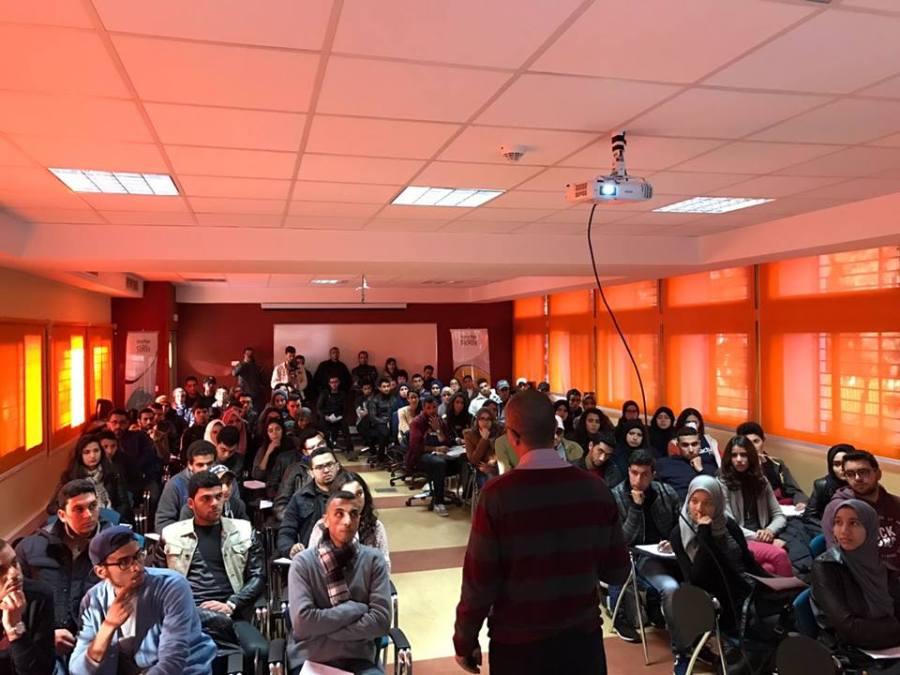 27 Février 2017- Enactus Day Khouribga Skills