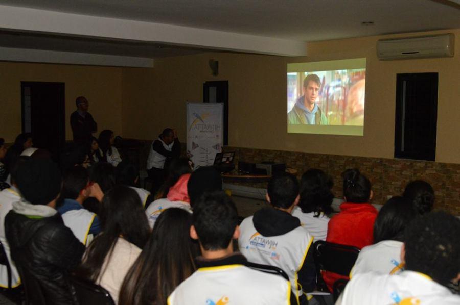 29 Janvier 2015- Attawjih Camp Rabat