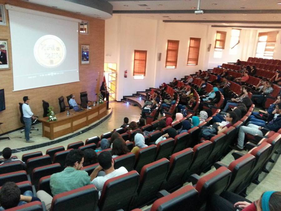 12 Octobre 2015- Evénement KaiZen ENSA Kenitra