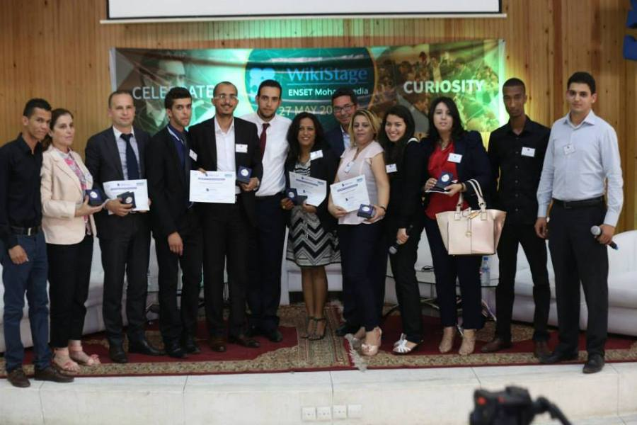 27 Mai 2015- La solution est un incubateur Wikistage ENSET Mohammadia