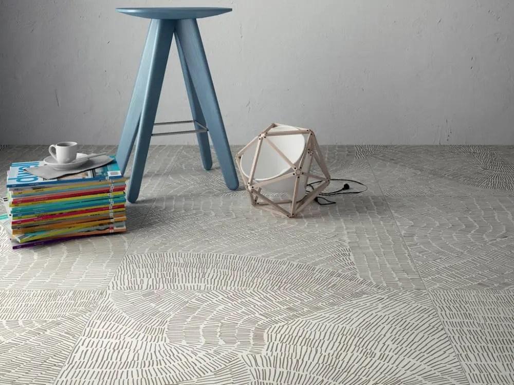 fossil design porcelain tiles ispired