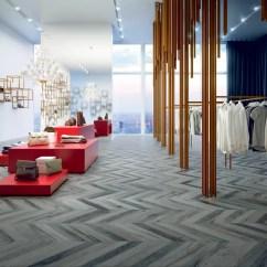 Ceramic Tile Flooring Pictures Living Room Simple Interior Design Ideas For Chevron Tile: Herringbone Wood Look Floor