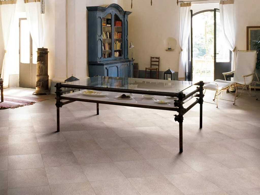 Natural Stone Effect Porcelain Tiles Pietre di Borgogna