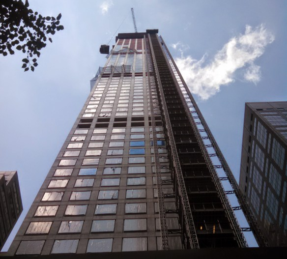 """2014 July NYC's 432 Park Avenue"" by The Hornet"