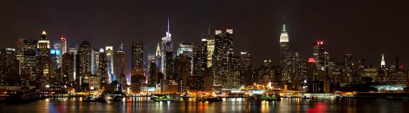 """Manhattan from Weehawken, NJ"" by Dmitry Avdeev"