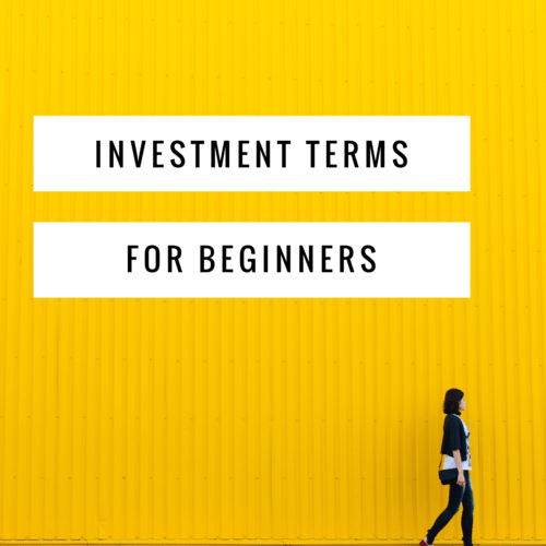 investment-terms-beginners