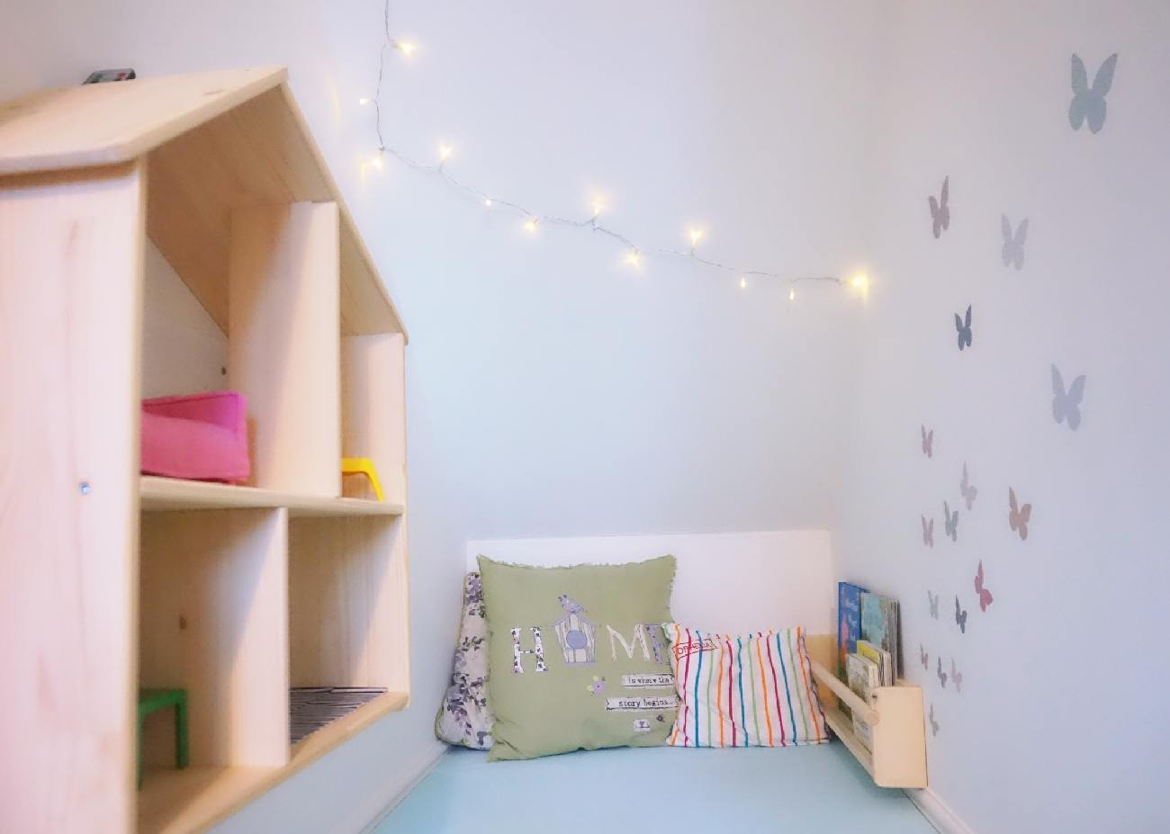 silver nursery furniture. We Created This Awesome Space In Our Understairs Cupboard! Silver Nursery Furniture