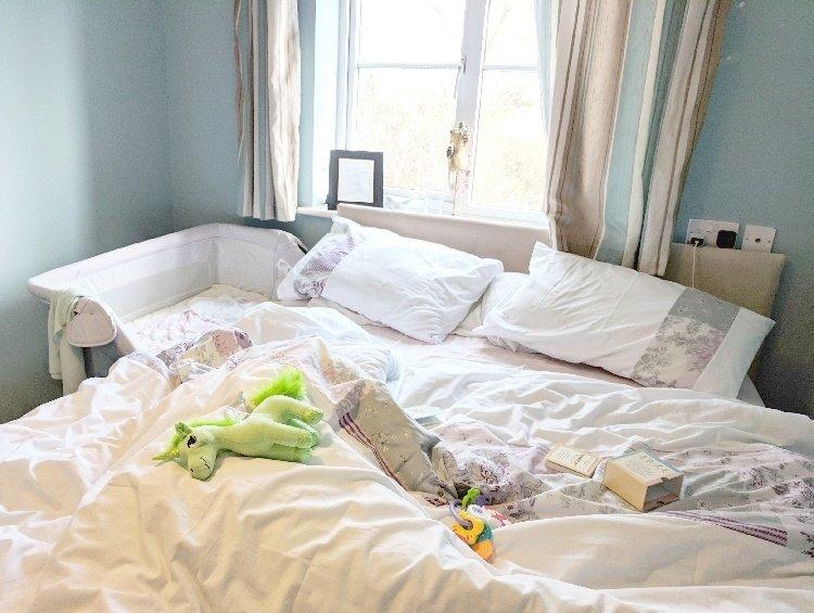 Post-Baby Bedroom Makeover
