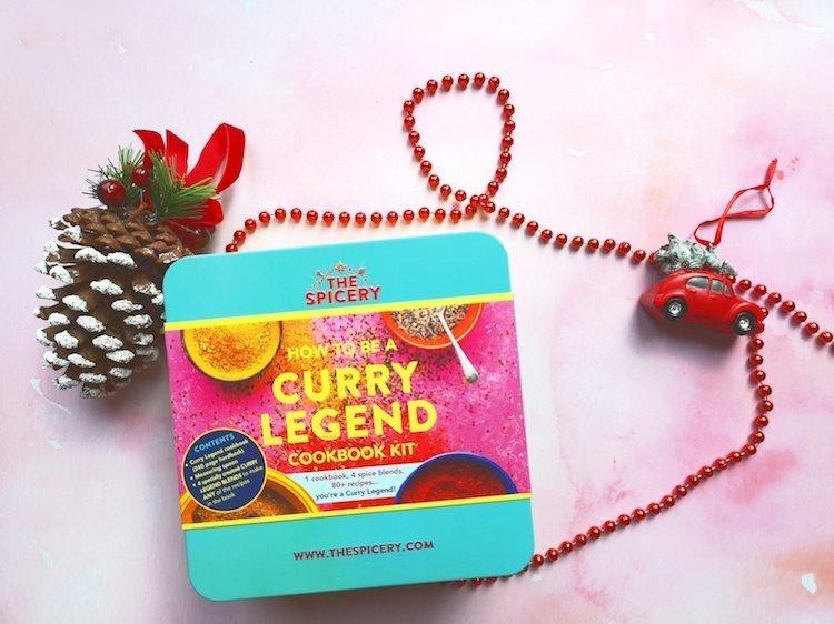 Lakeland Christmas Curry Legend