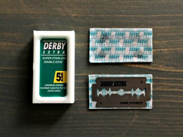 Derby Extra Razor Blade Review