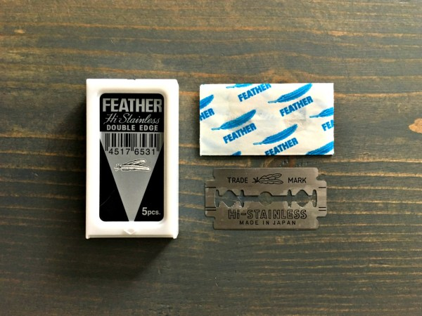 Feather Razor Blade Review