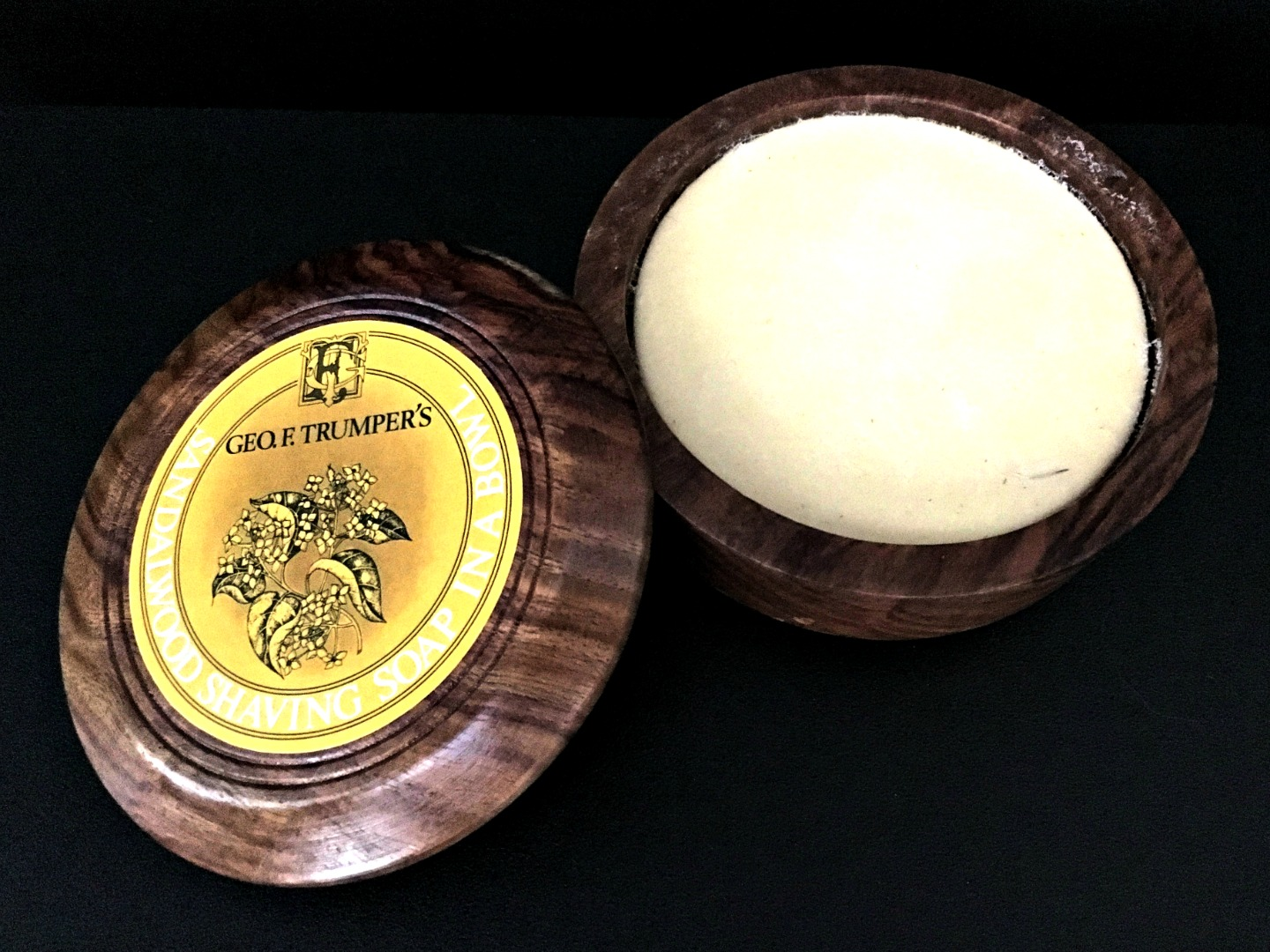 Geo F Trumper Sandalwood Shaving Soap