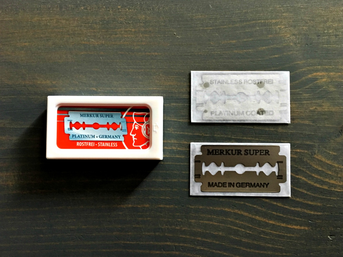 Merkur Razor Blade Review