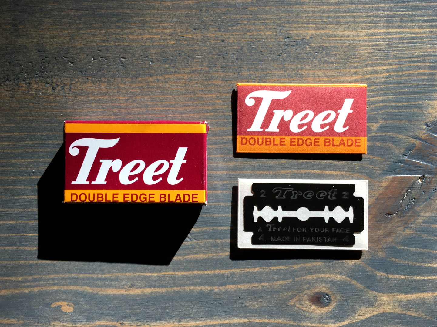 Treet Black Beauty Razor Blade Review