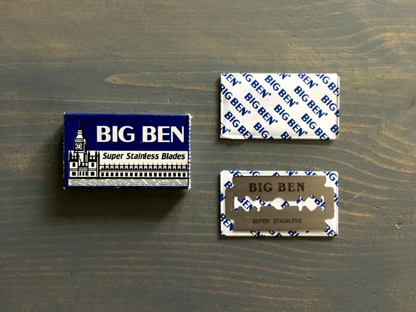 Big Ben Super Stainless Razor Blade Review