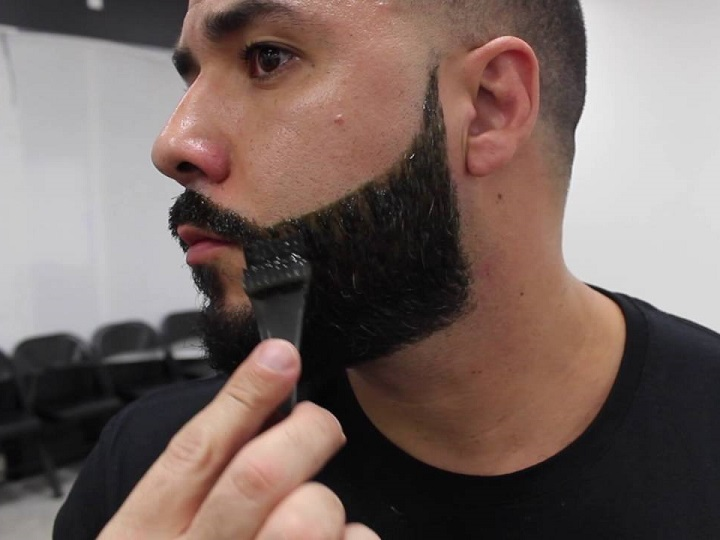 How Often Should You Dye Your Beard?