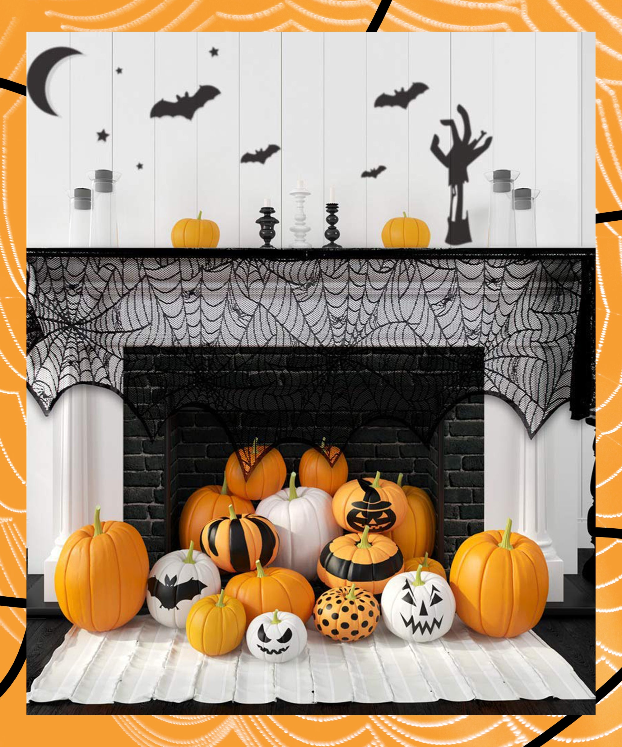 Cute Halloween Decorations Ideas For Home Apartment