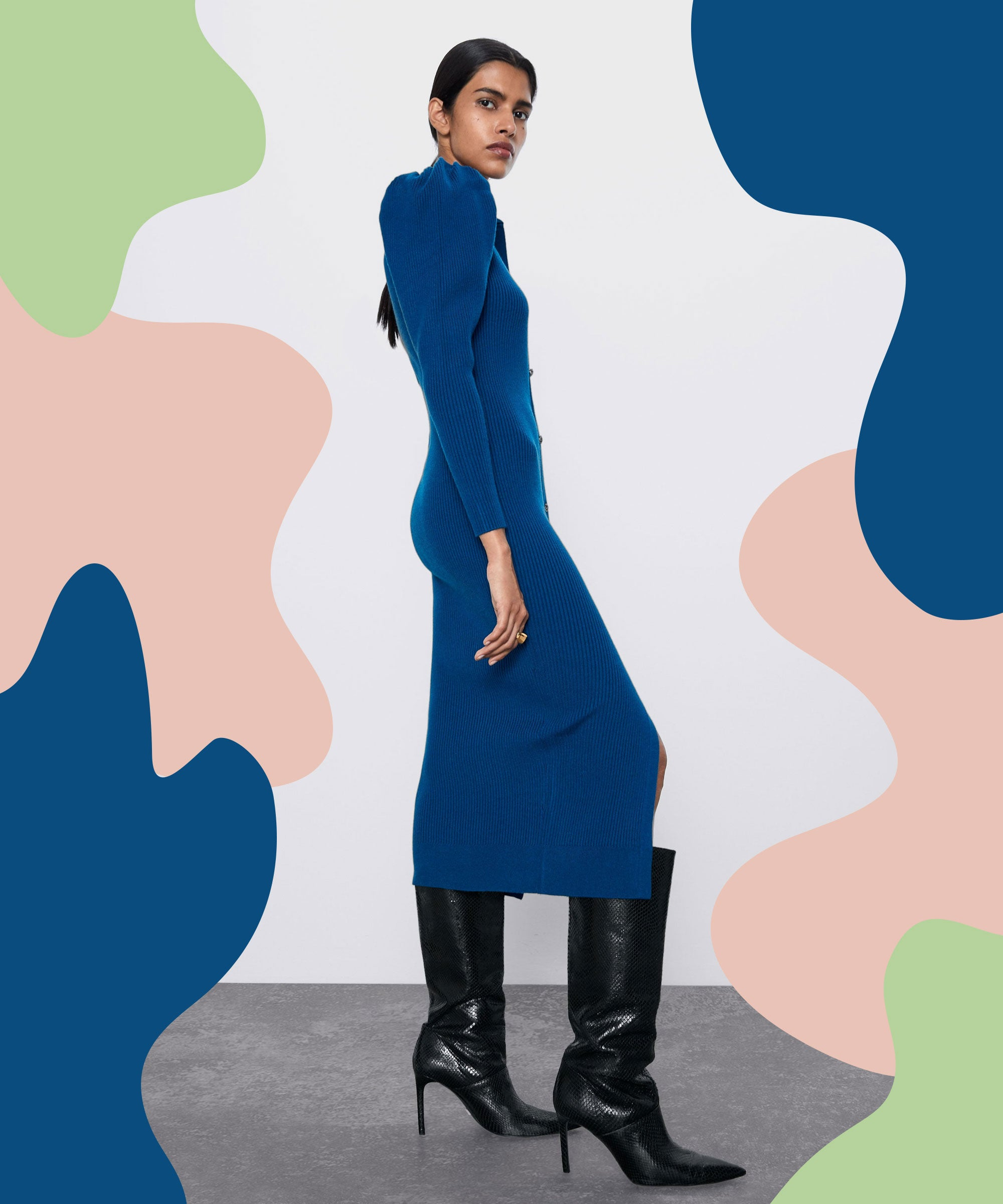 Classic Blue Fashion Items In Pantone Color Of The Year