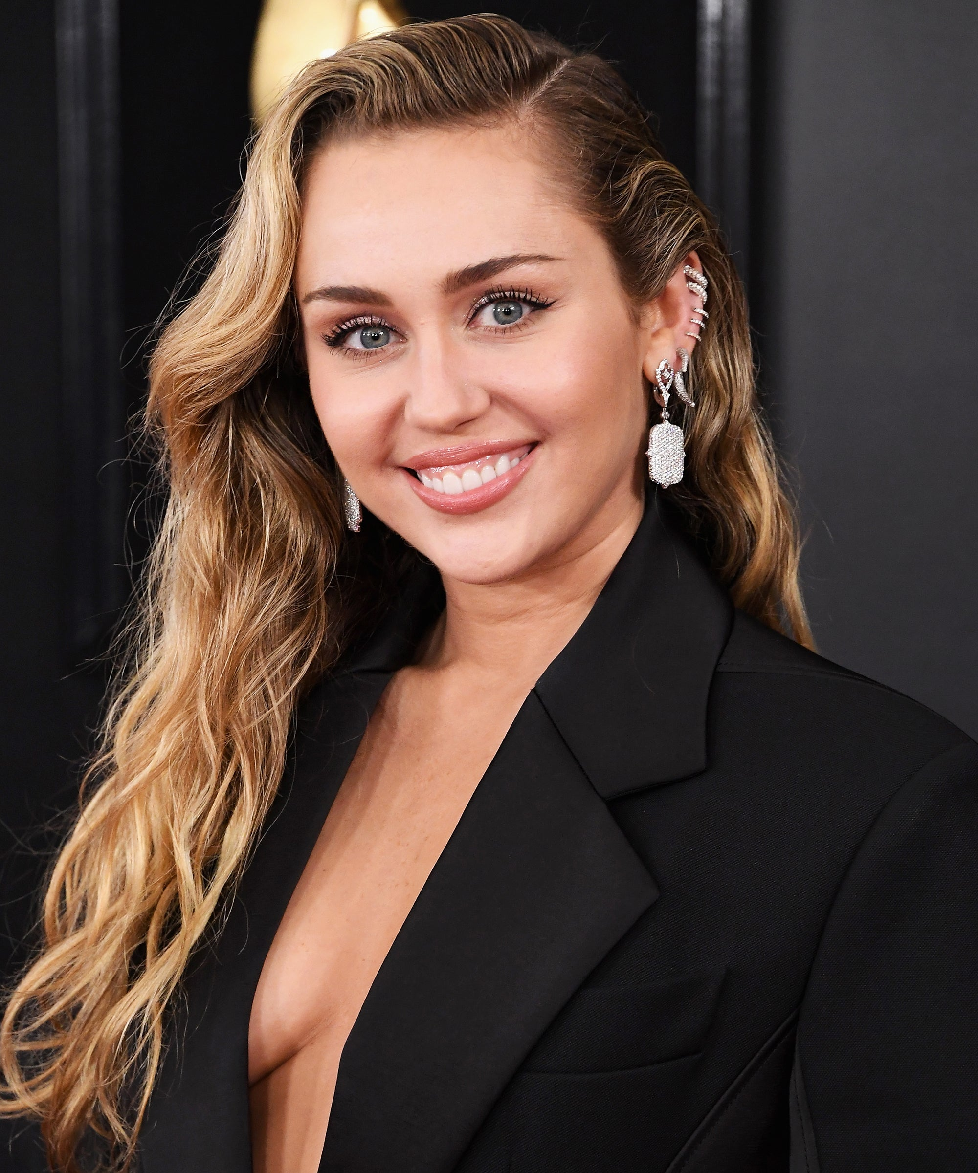 Miley Cyrus Jokes About Getting Married Again