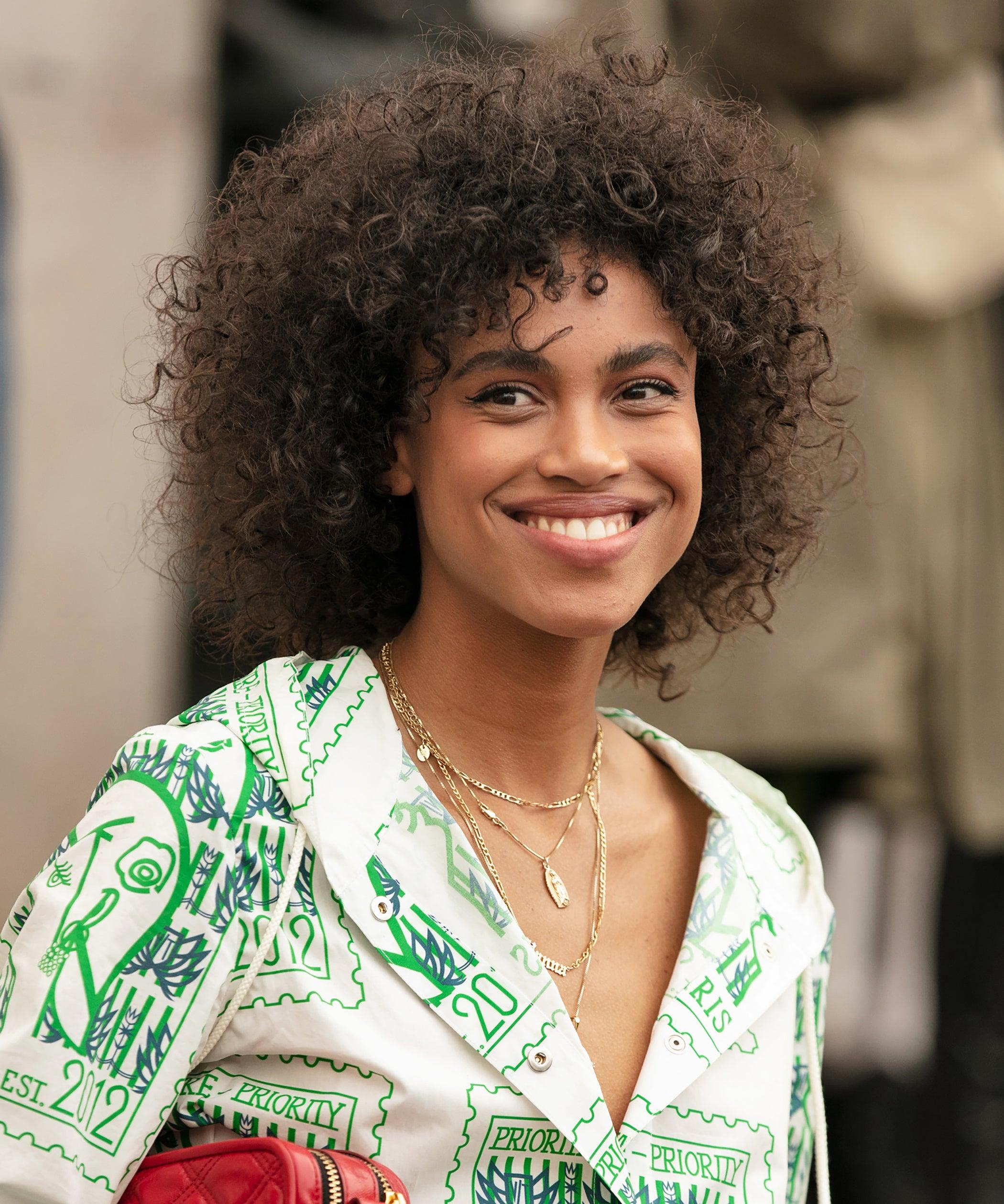 The Best Black Natural Hairstyles At Paris Fashion Week