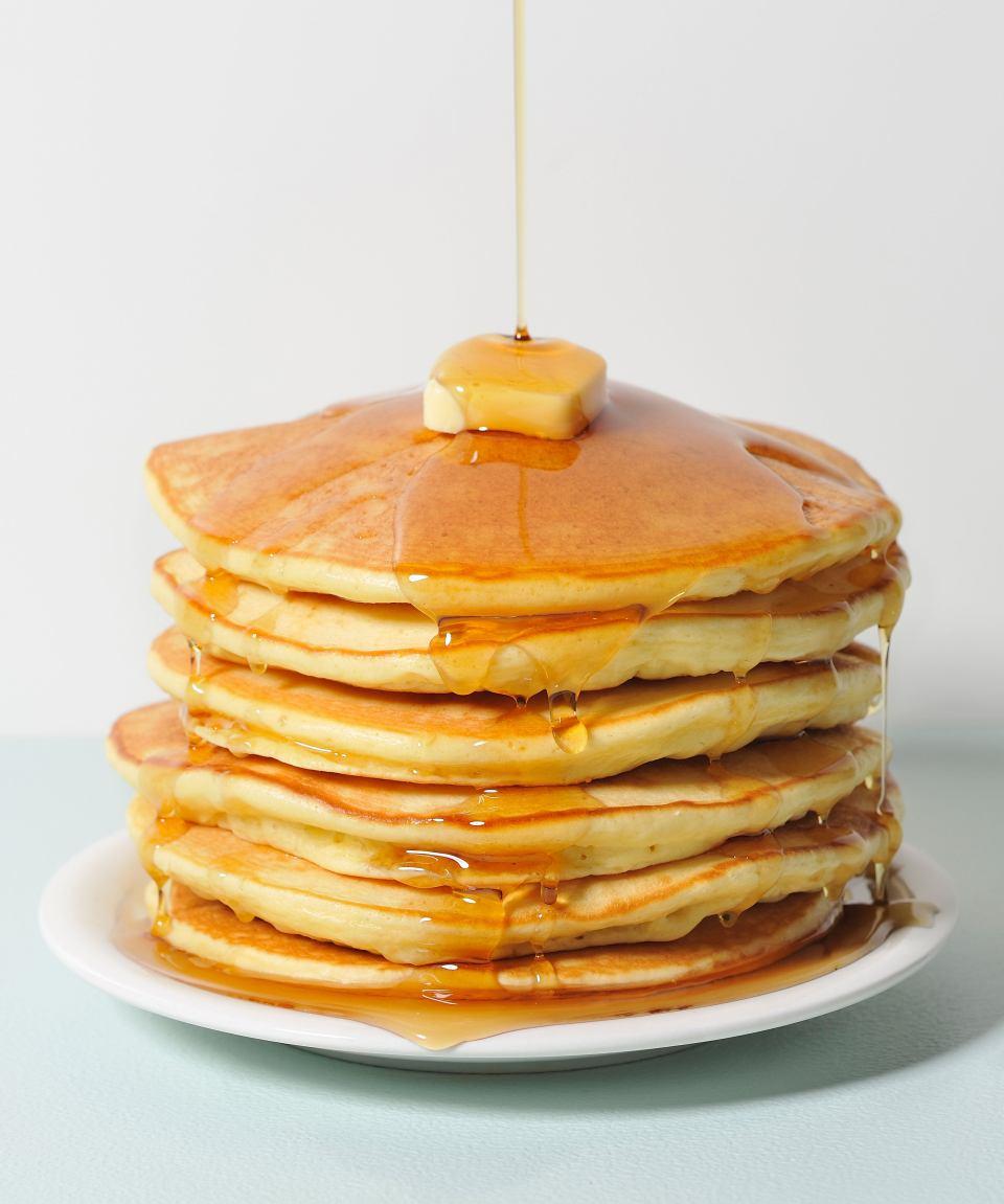 How To Make Mini Pancake Cereal Recipe From Tiktok
