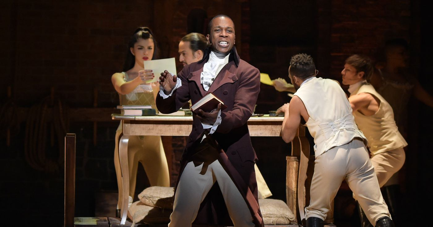 Hamilton Original Cast Film Is Coming To Disney Plus