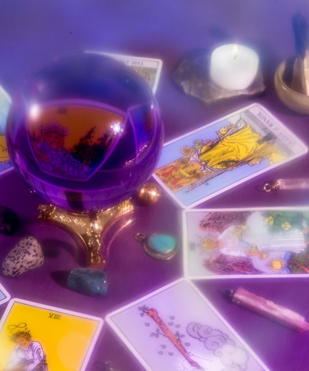 Find Answers In Psychic Readings