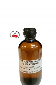 Cherry Scent Masking Agent for Bathtub Refinishing Paint