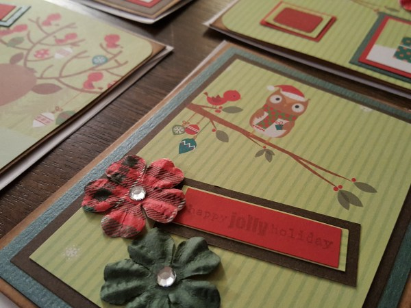 happy jolly holiday craft