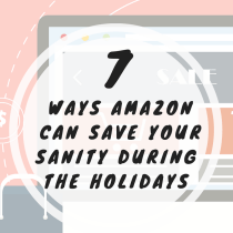 Save Your Sanity with Amazon