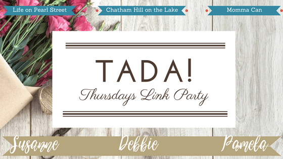 TADA! Link Party