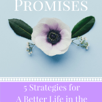 Renewing The Promises – 5 Strategies for a Better Life in the New Year